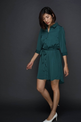Sydney Shirtdress - The Bold