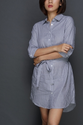 Sydney Shirtdress - The Underrated