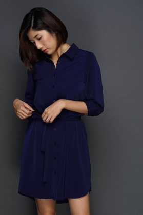 Sydney Shirtdress - The Classic