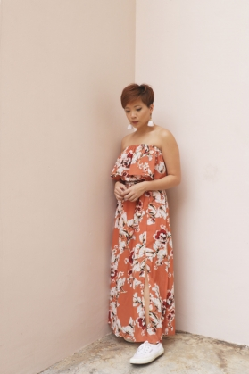 Marcella Maxi - The Yang