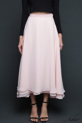 Maia Midi Skirt - The Classic