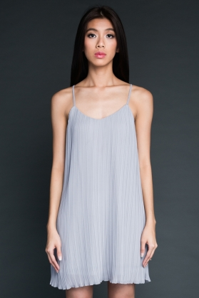 Dyane Pleated Dress - The Underrated