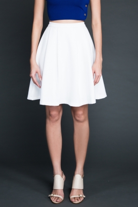 Shenae Textured Skirt - The Pure