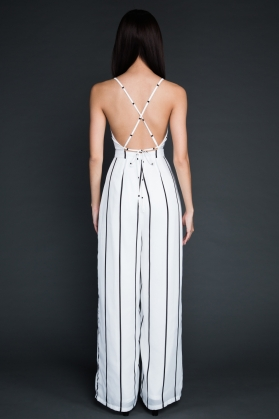 BACKORDER | Jocina Jumpsuit - The Pure